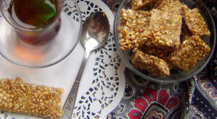 Очень вкусная и простая сладость из перловки.  Фото: gastronom.ru.