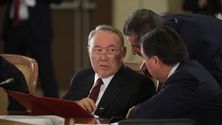 Назарбаев не исключил войны между Россией, США и Китаем