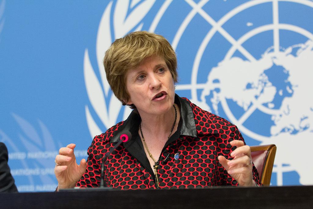 В ООН выразили сожаление в связи с недопуском россиян на выборы 18 марта на Украине