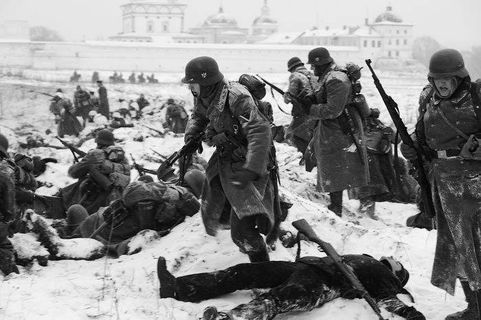 Что немцы вспоминали о битве за Москву