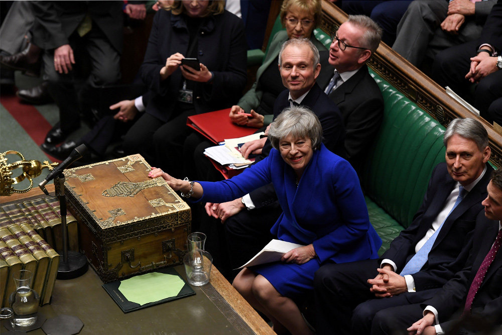 Что предпримет Тереза Мэй после провала ее соглашения по Brexit