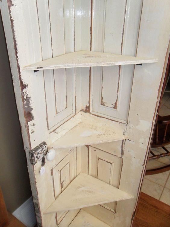 Как из старой двери сделать новую с фото