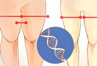 Эффективные упражнения, которые за 12 минут в день сделают твои ножки неотразимыми!