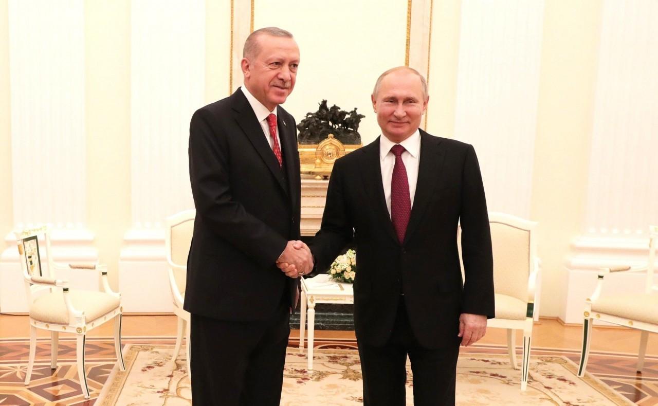 Стала известна дата визита Эрдогана в Россию