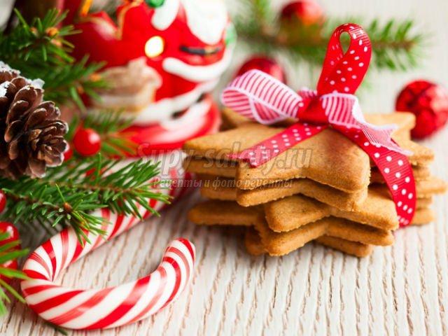 Съедобные новогодние подарки и украшения на елку