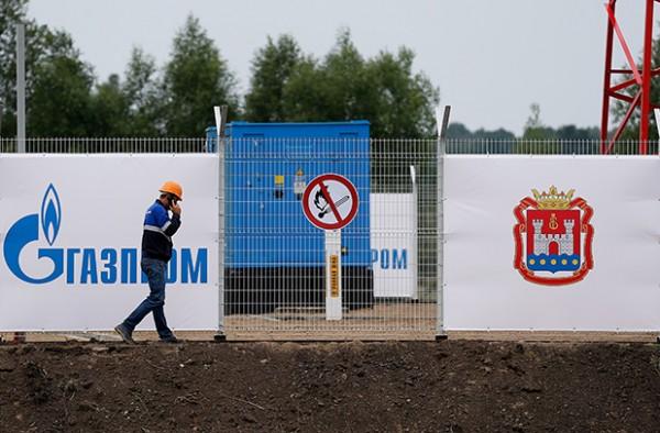 «Газпром» минус газификация всей страны