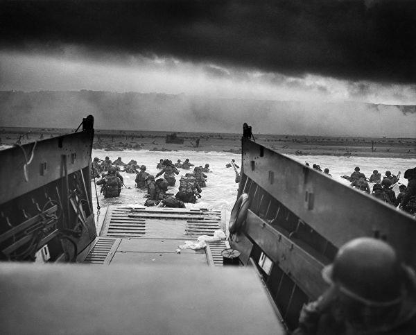 Три миллиона солдат за месяц: как союзники Красной Армии высаживались в Нормандии 1944 г