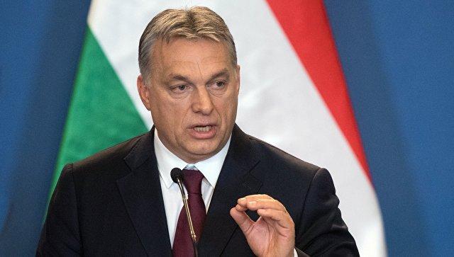 Премьер-министр Венгрии поставил крест на Украине