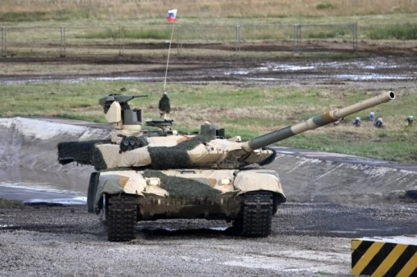 Новый российский танк Т-90М …