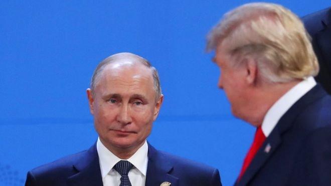 Путин доходчиво показал Трампу, что будет с врагами России