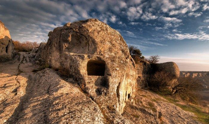 Пещерный город. Автор фото: Татьяна Аверина