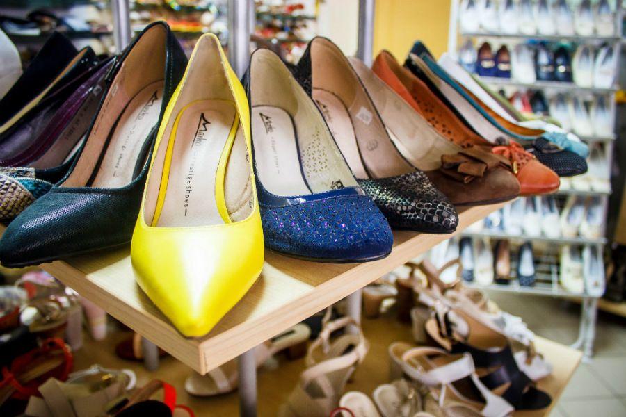Удобная обувь для всей семьи