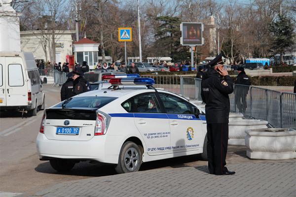 Сводка ДТП в Севастополе за …