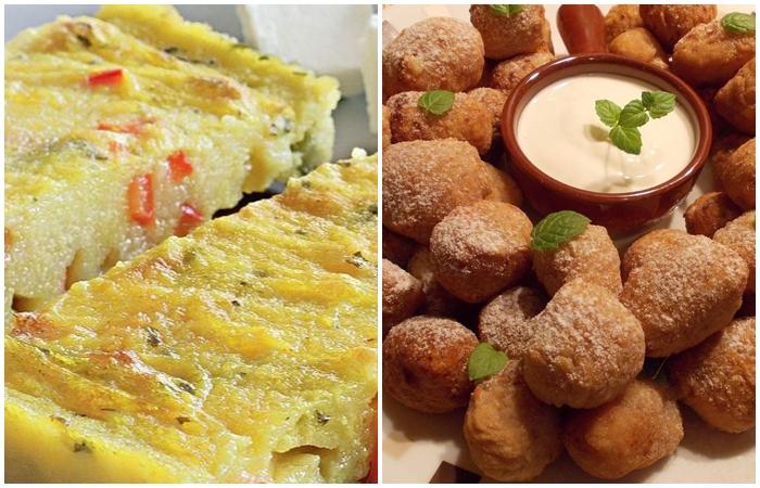 3 питательных блюда, которые можно приготовить из кукурузной крупы