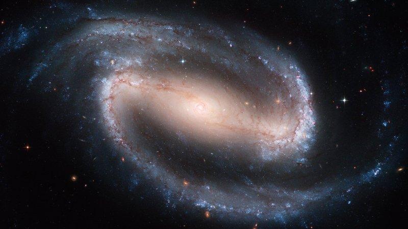 Астрономы нашли следы столкновения с параллельной вселенной