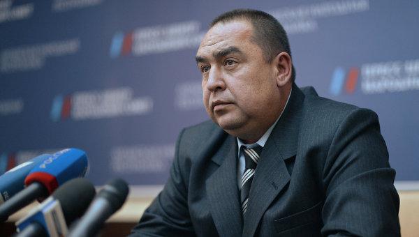 Глава ЛНР выразил соболезнования в связи с гибелью в ДНР полковника «Моторолы»
