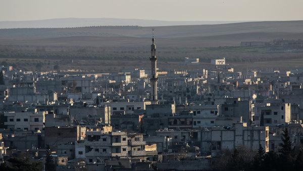 Почти все последствия субботней бомбардировки Сирии устранены