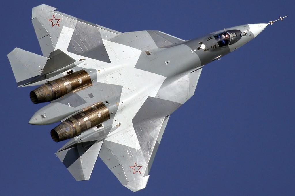 В США назвали главное оружие Су-57 против F-22 Raptor
