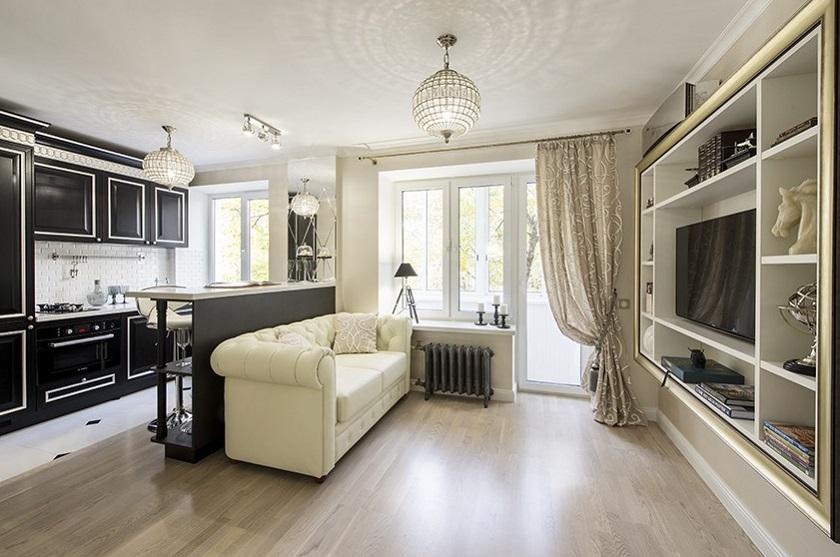 Как превратить маленькую квартиру в хоромы. Этим дизайнерам удалось невозможное!