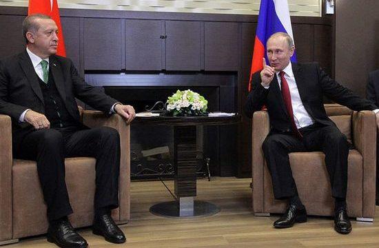 Путин «продавил» Эрдогана в Сочи по самые помидоры