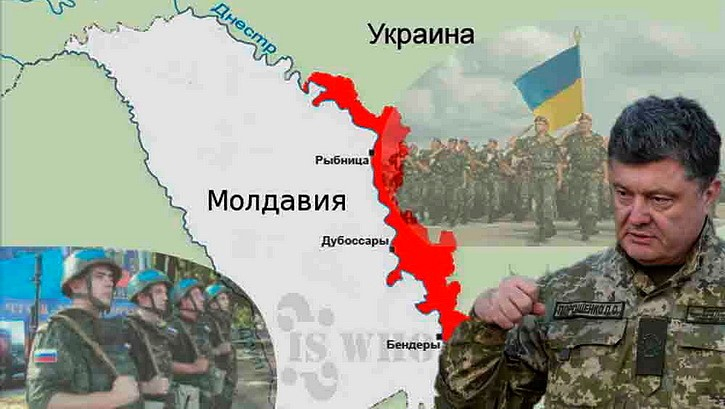 На границе фуры ходят хмуро: Как пытаются удушить Приднестровье