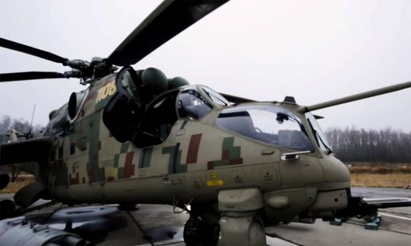 Ми-35П: новый вертолёт или новое название