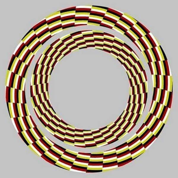Осторожно, головокружительные оптические иллюзии!