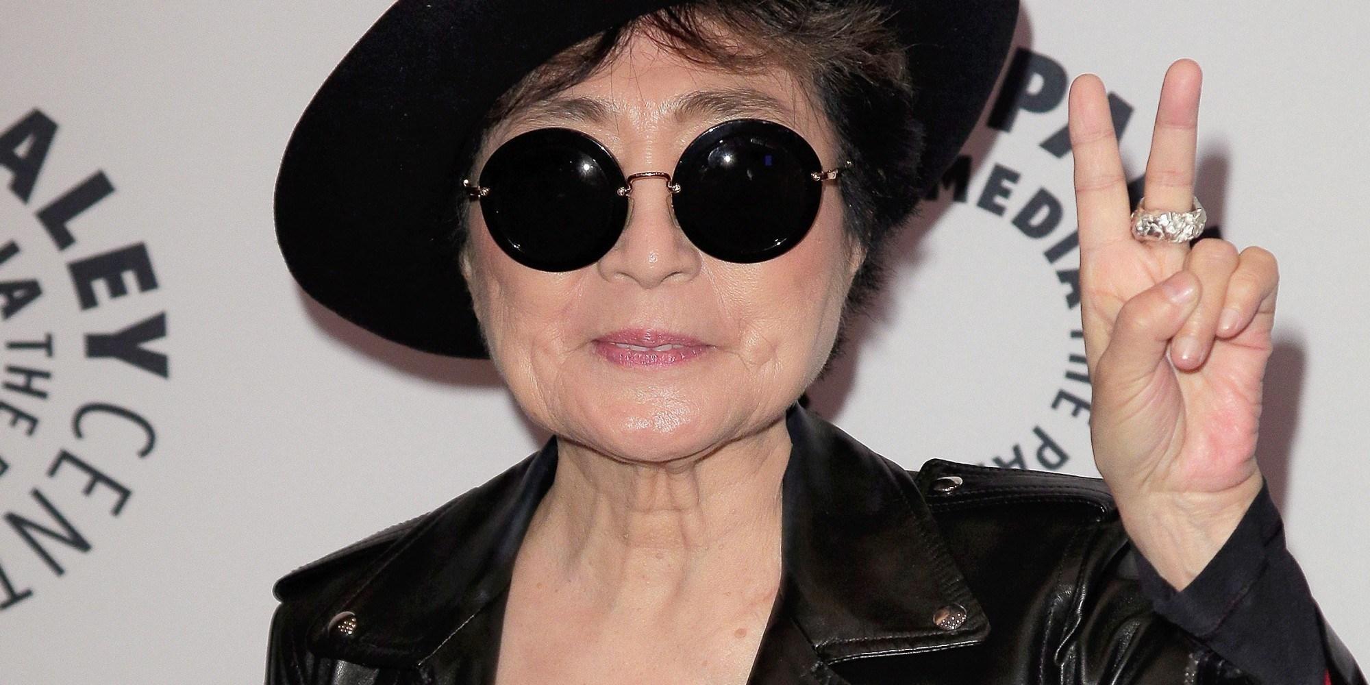 Первая масштабная выставка Йоко Оно открылась в Москве