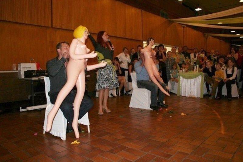 Лучшие конкурсы на свадьбах