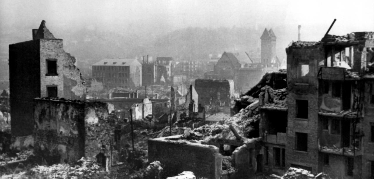 Самая «успешная» английская бомбардировка Второй мировой войны