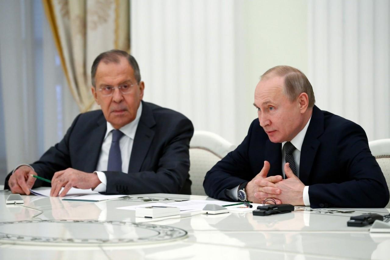 Российский неистовый парад лжи
