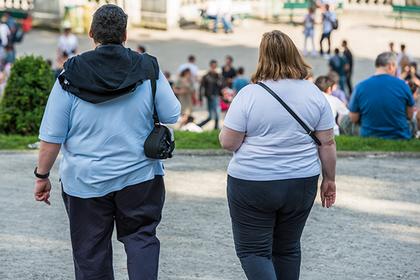 Сколько разжиревших россиян?