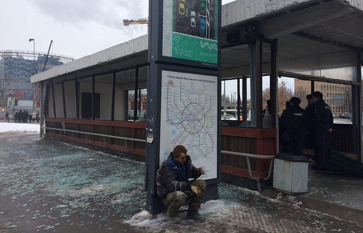 Взрыв в метро Коломенская в Москве