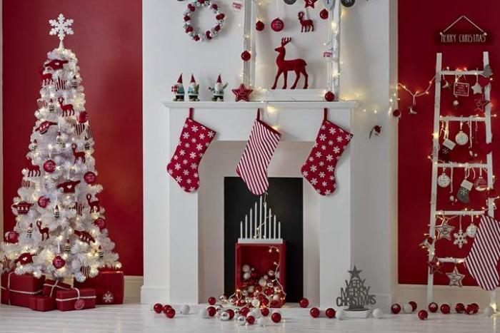 10 экспресс идей как за полчаса украсить квартиру к Новому году