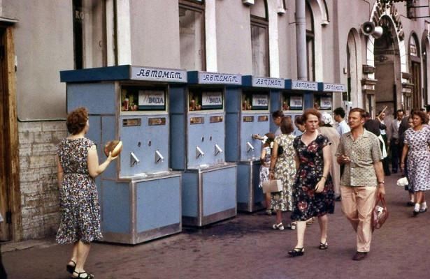 Откуда у современной молодежи тяга к СССР? Они же там никогда не были.