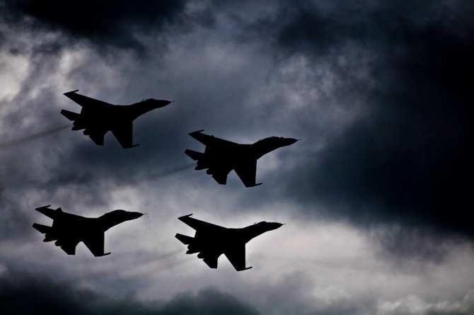 ВКС РФ и Армия Сирии наносят…