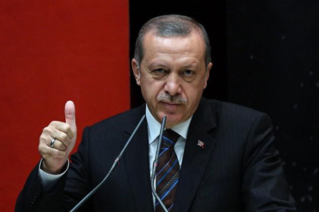Турция вывела из США весь зо…
