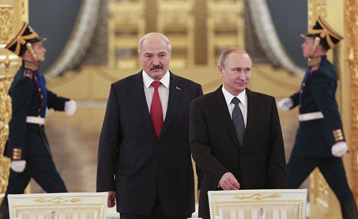 Может ли Кремль сменить Лукашенко? (Наша Нiва, Белоруссия)