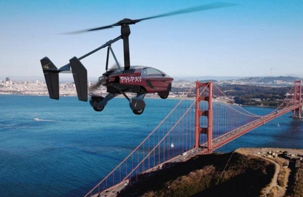 Выпущена первая партия серийного летающего автомобиля