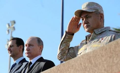 Назло США Россия избежала второго «Афгана» в Сирии