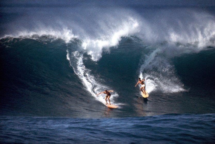 Ранний сёрфинг