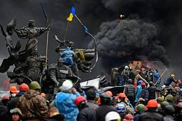 На Майдане победили уголовники