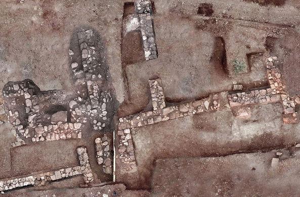 Найдены остатки древнего города Тенея