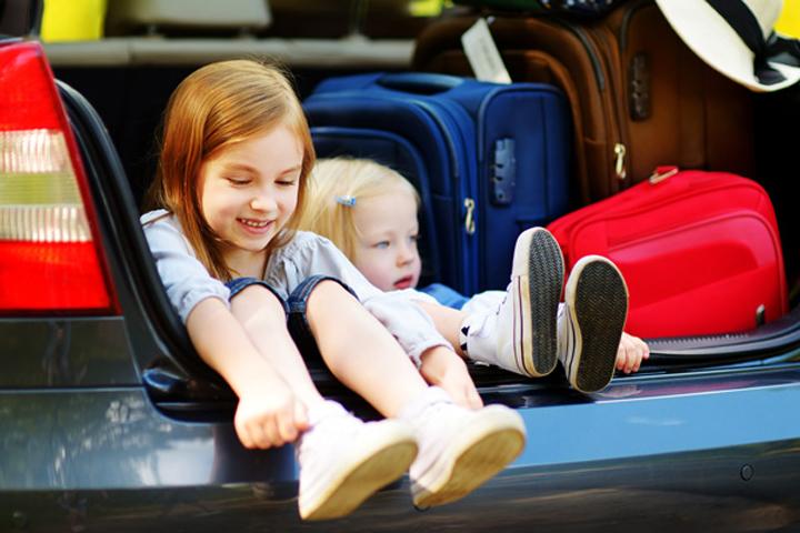 Личный опыт: отдых с тремя детьми