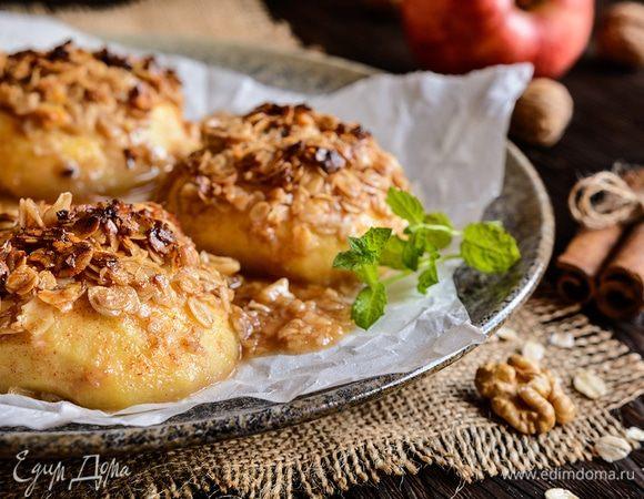 Карнавал вкусов: готовим десерты из круп и осенних фруктов