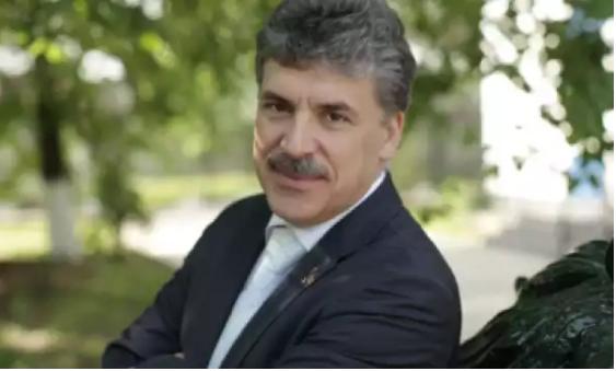 КПРФ выдвинет Павла Грудинина на выборы президента