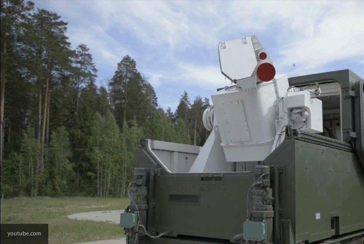 В США завершилось создание прототипа лазерного оружия