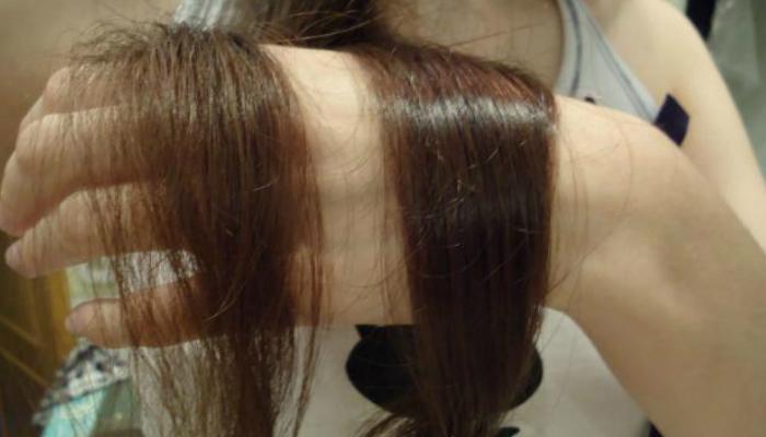 ЗНАМЕНИТАЯ маска для поврежденных волос