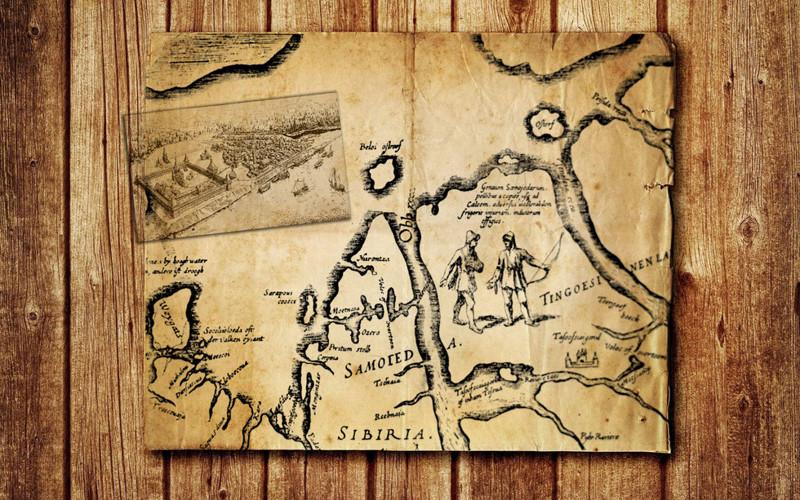 Легенда Заполярья. Исчезнувший город Мангазея