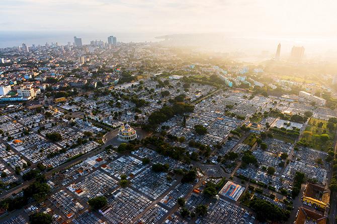 Невидимая Куба: первые фотографии страны с высоты